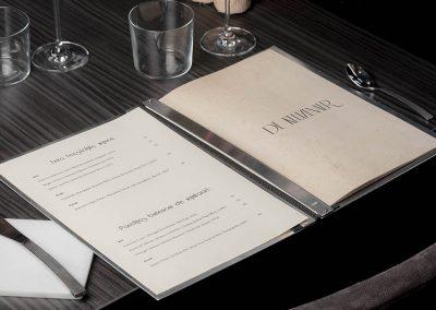 kluizenaer header menu